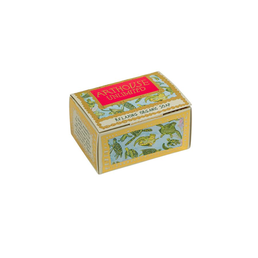 Turtles Organic Soap by Arthouse Unlimited