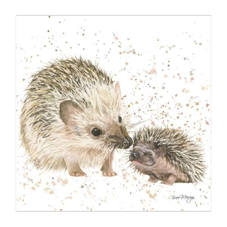 Branston & Prickle Greetings Card