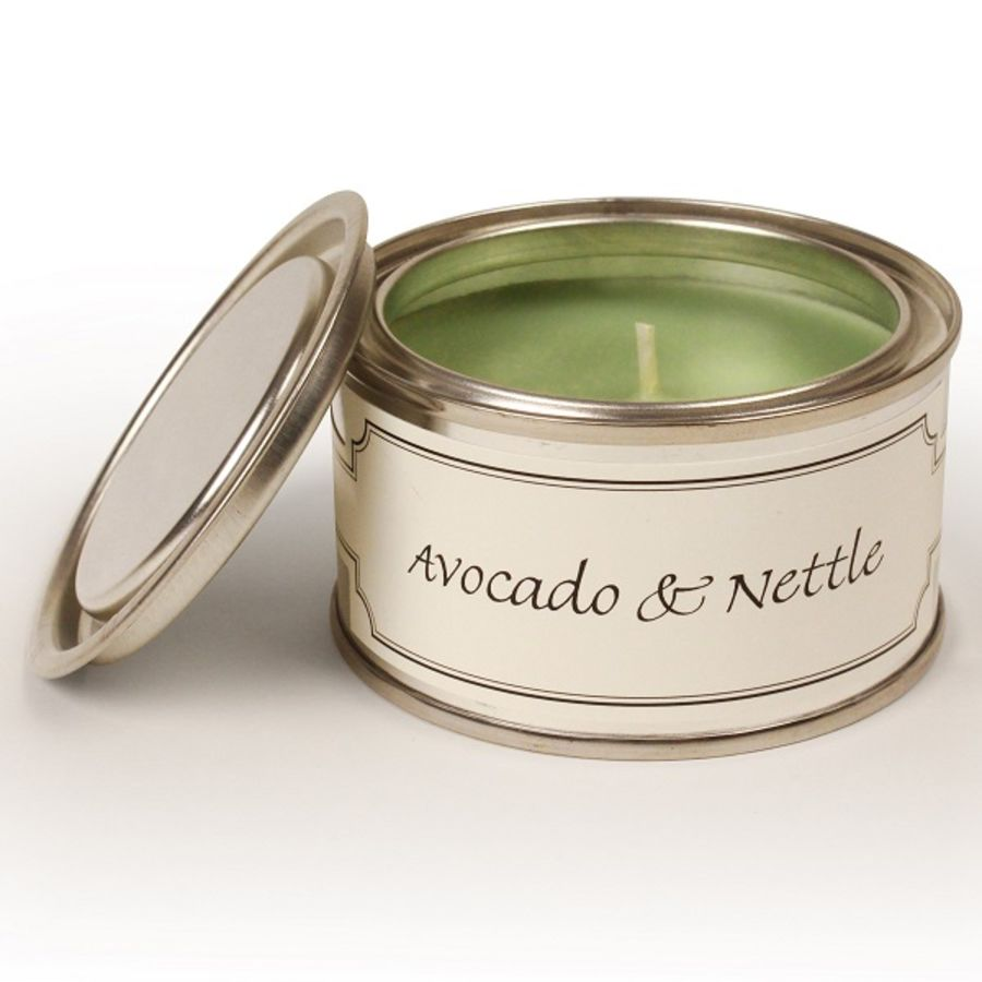 Avocado & Nettle Pintail Fragranced Candle