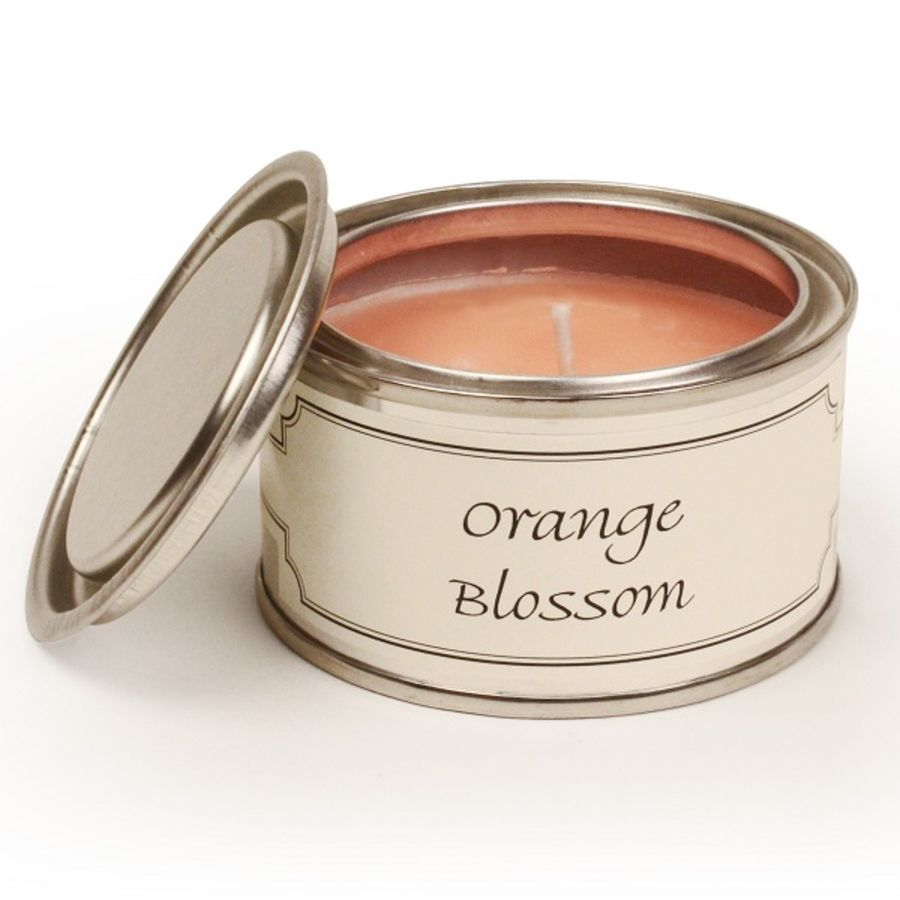 Orange Blossom Pintail Fragranced Candle