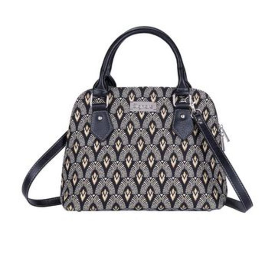 Luxor Top Handle Shoulder Bag by Signare