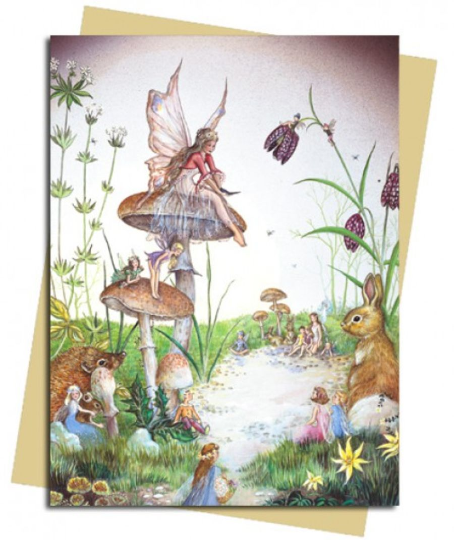 Fairy Story (Henry) Greeting Card