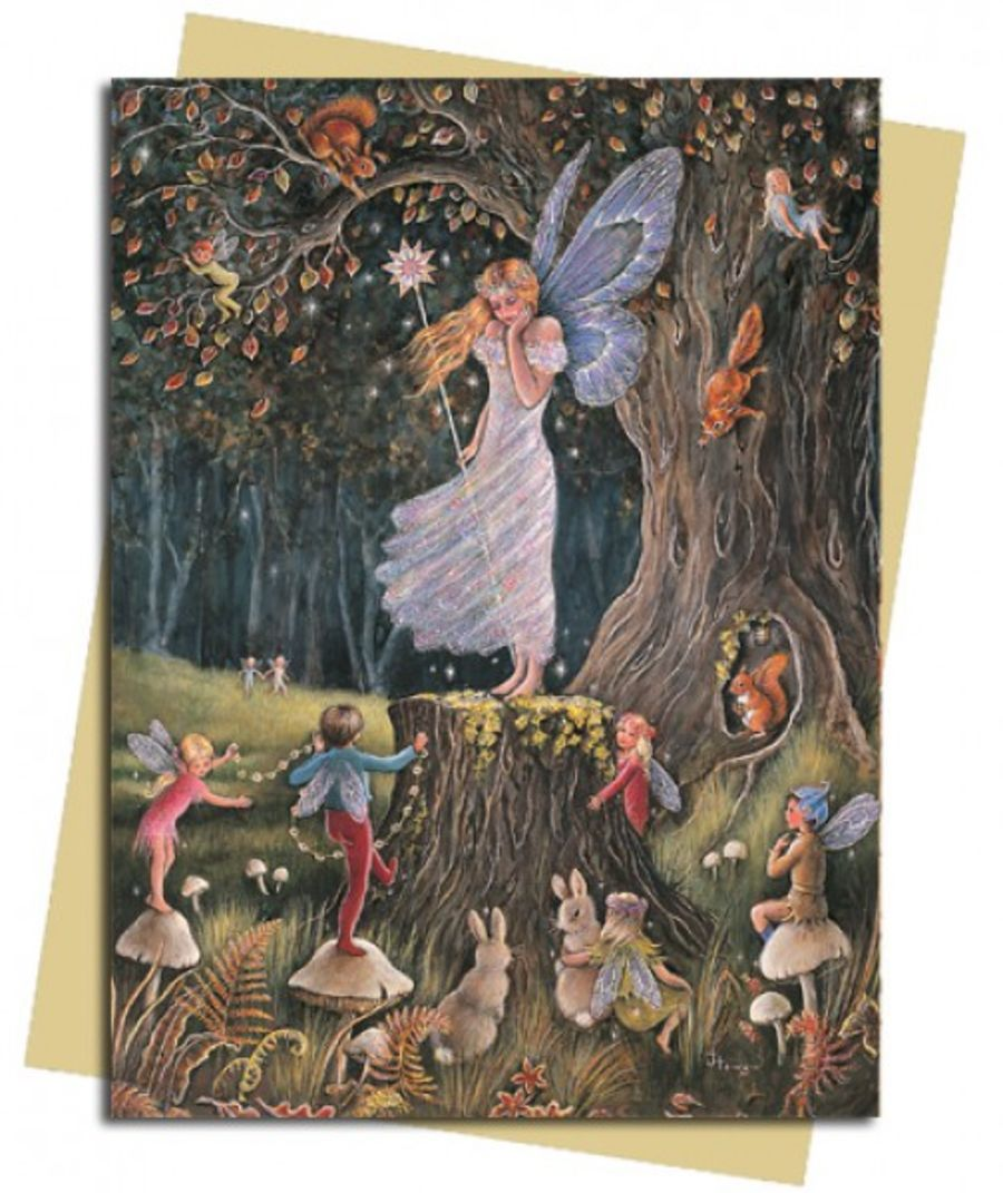 The Queen of the Fairies (Henry) Greeting Card