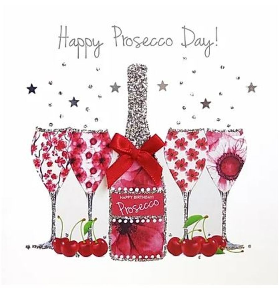 Happy Prosecco Day