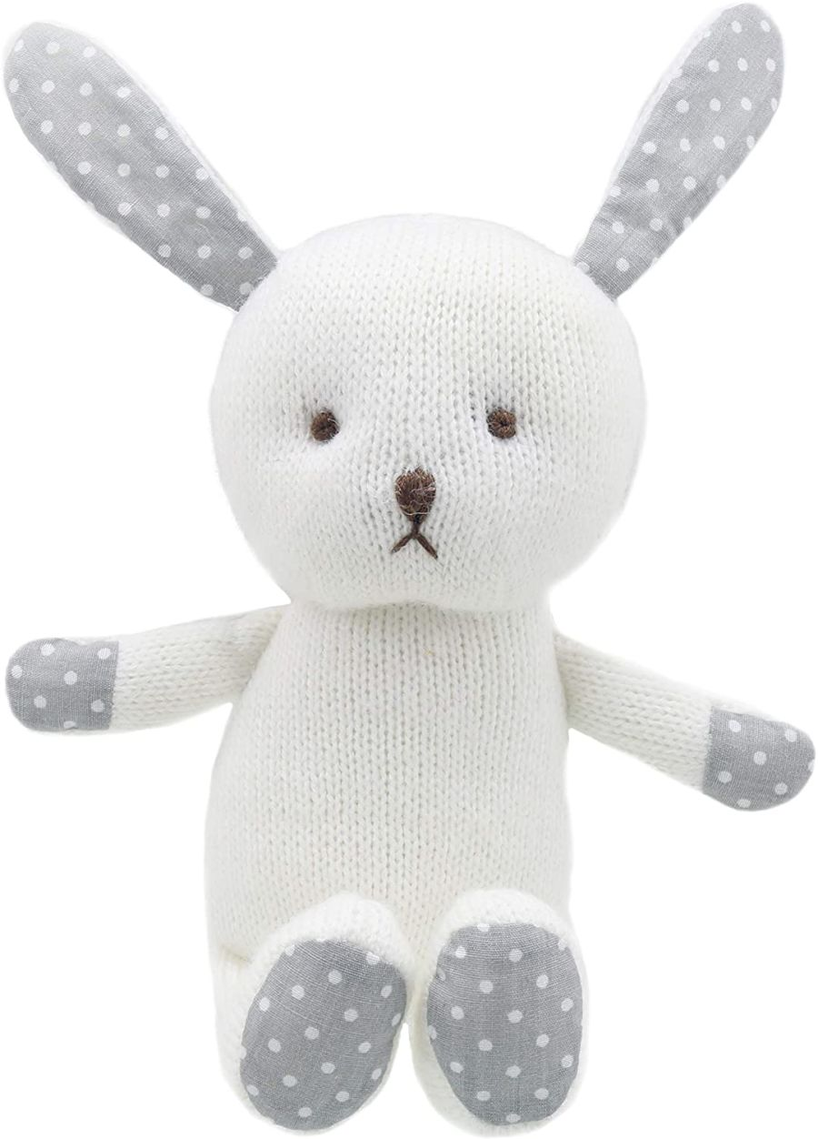 Wilberry knitted - Rabbit (white)