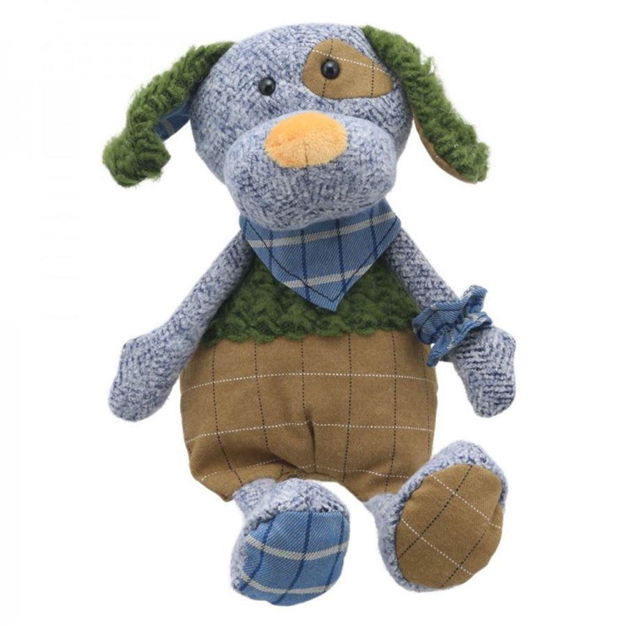 Dog - Wilberry Woollies Soft Toy