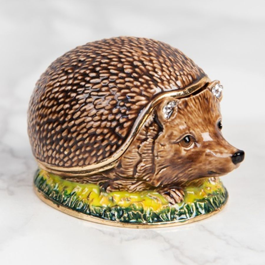 Treasured Trinkets Hedgehog