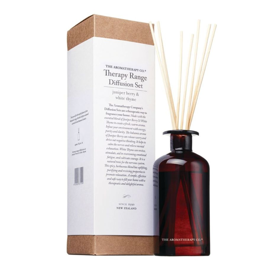 Juniper Berry & Thyme - 250ml Therapy Reed Diffuser