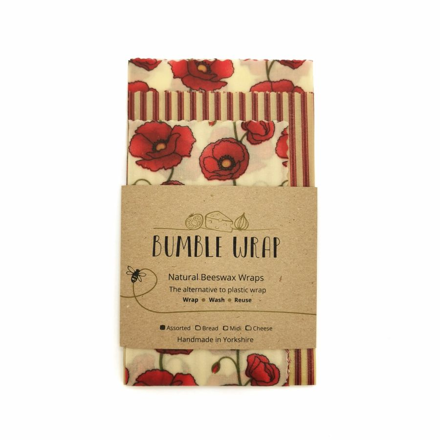 Assorted Kitchen Pack - Poppies Bumble Wrap