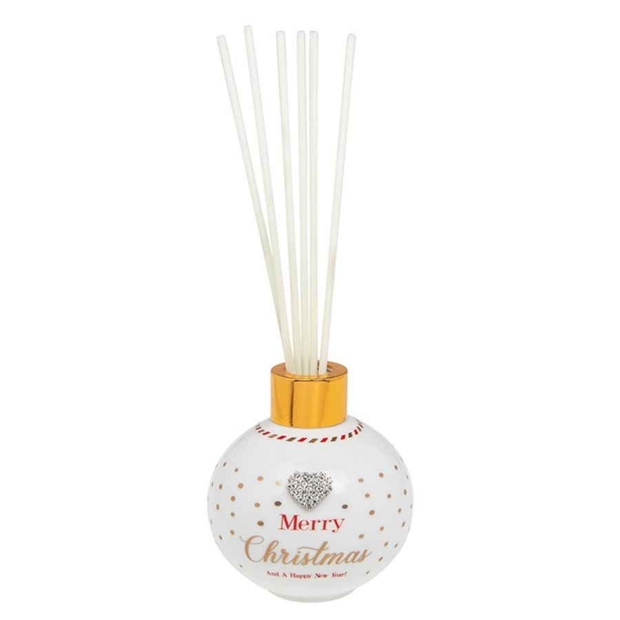 Mad Dots Merry Christmas Diffuser
