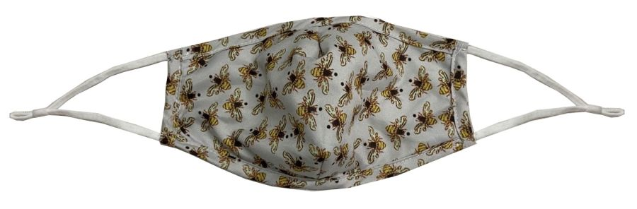 Mask – Vintage Bumble Bees