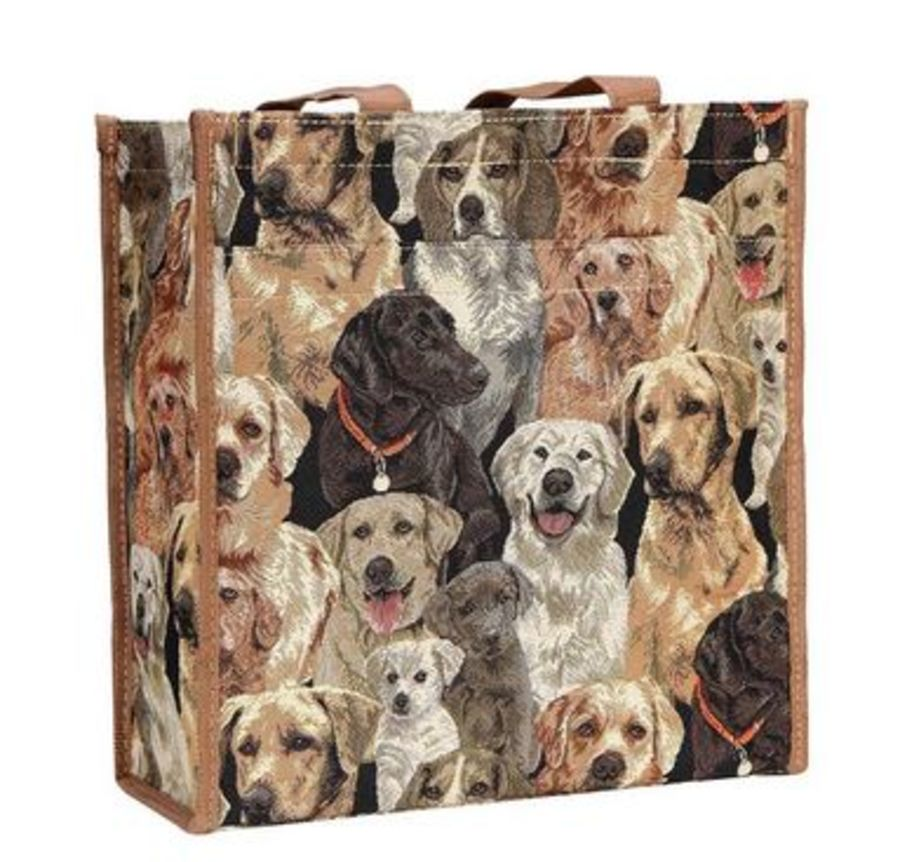 Dog Design - Signare Shopper