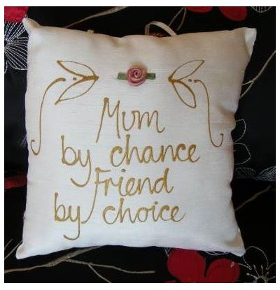 Mum by Chance...