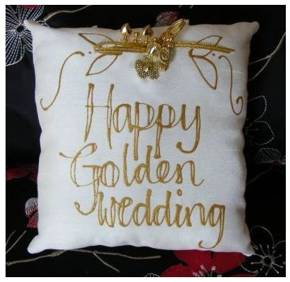 Happy Golden Wedding