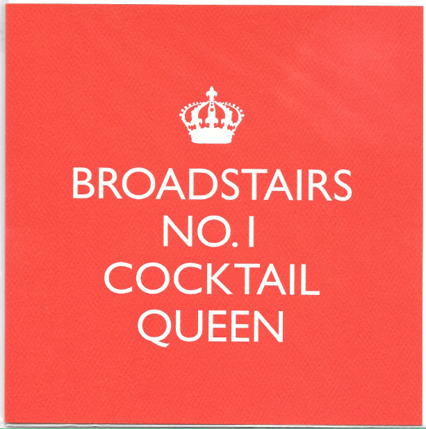 BROADSTAIRS No 1 COCKTAIL QUEEN