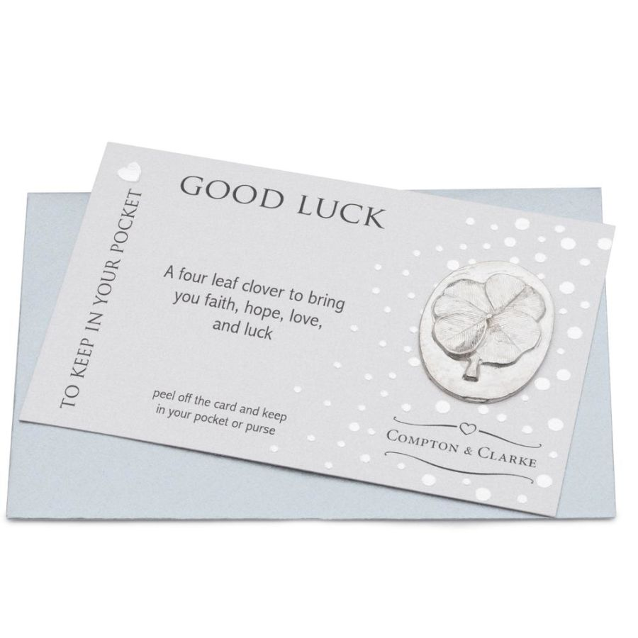 Good Luck - Pocket Charm by Compton & Clarke