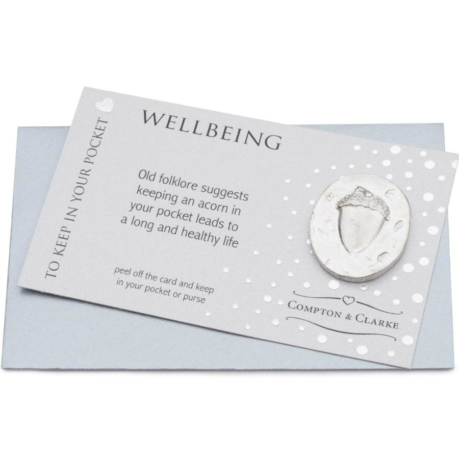 Well Being Pocket Charm