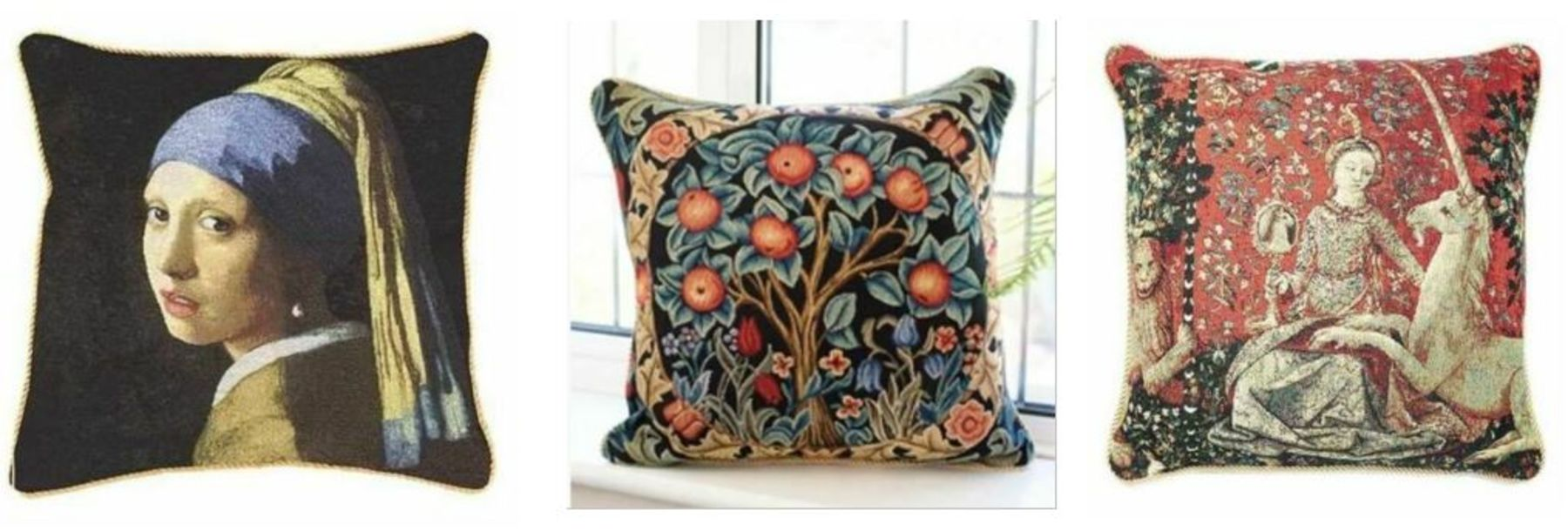 Signare Tapestry Cushions