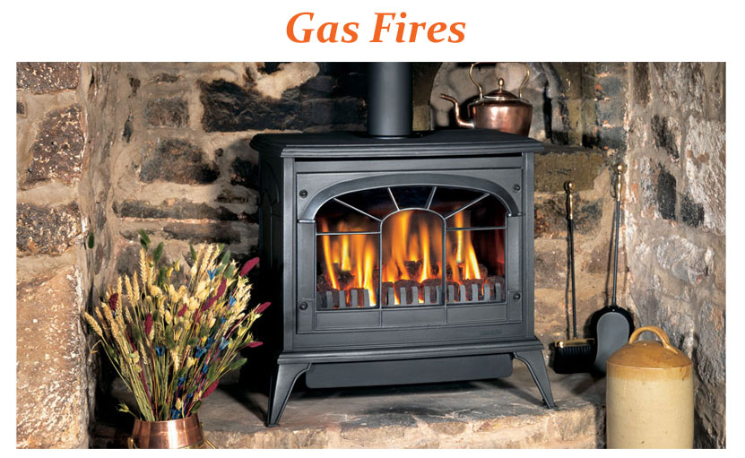 Gas Fire  - CountryHeat Direct