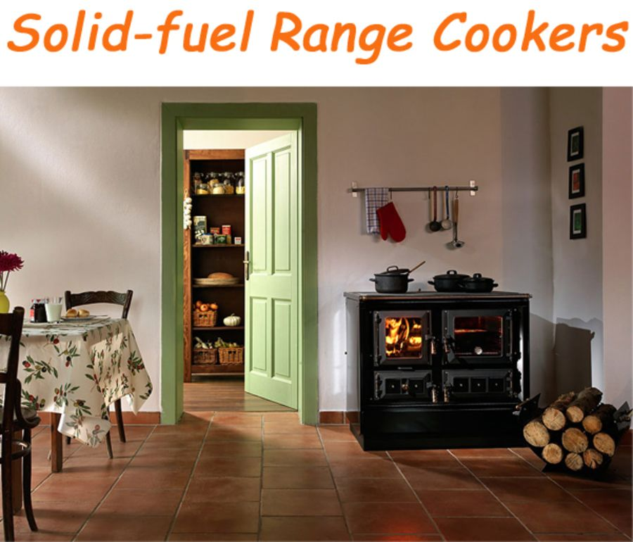Woodburning Cookers - CountryHeat Direct