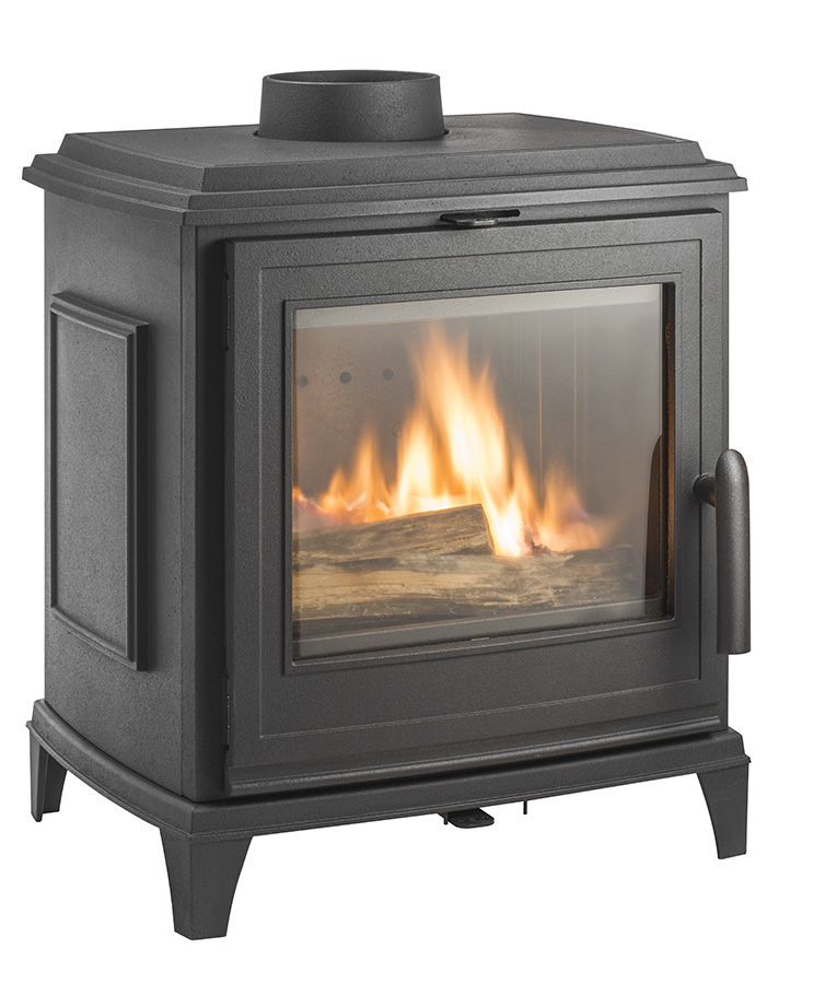 Invicta Sedan S 5KW Eco Design 2022 Cast Iron Wood Burning Stove