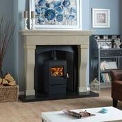 Burley Firecube Launde 4kw 9304 wood stove