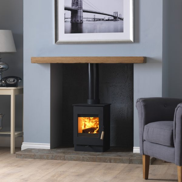 Burley Firecube Owston 3kw Woodburning Stove