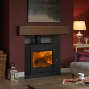 Burley Firecube Bosworth 12kw Wood Stove