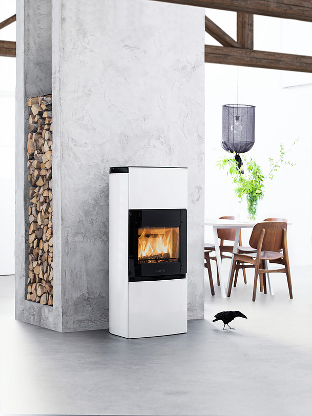 Keddy K1130 4-9kw Woodburning Stove