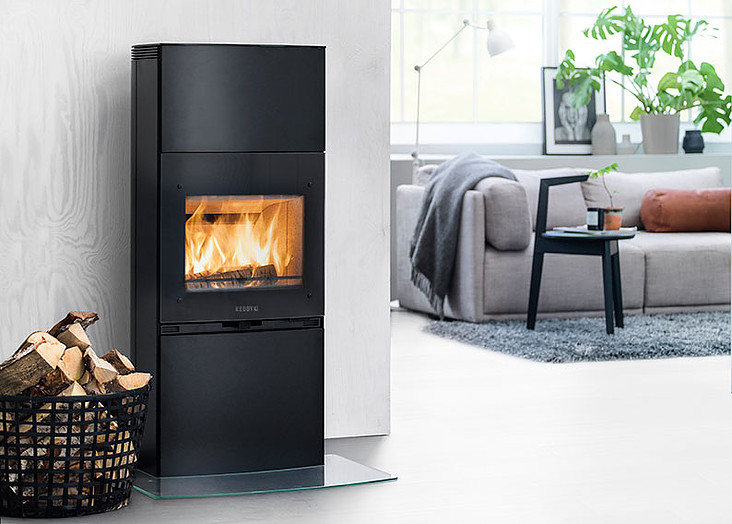Keddy K1110 4-9kW Woodburning Stove