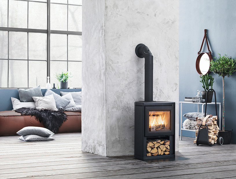 Keddy K700 4-9kW Woodburning Stove