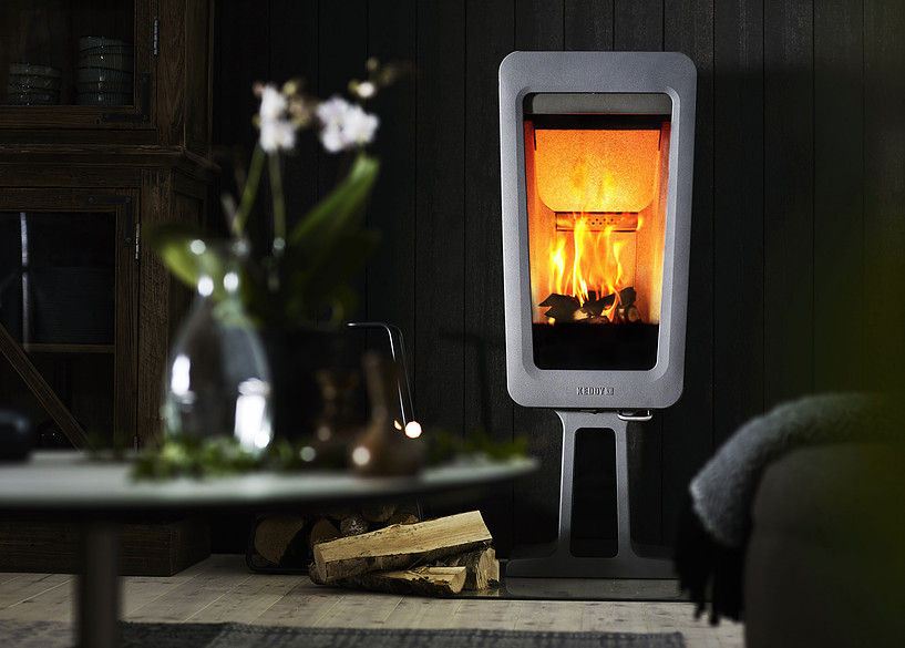 Keddy K815 4-9kW Woodburning Stove