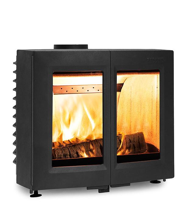 Keddy SK2001 5-10kW Woodburning Inset Stove