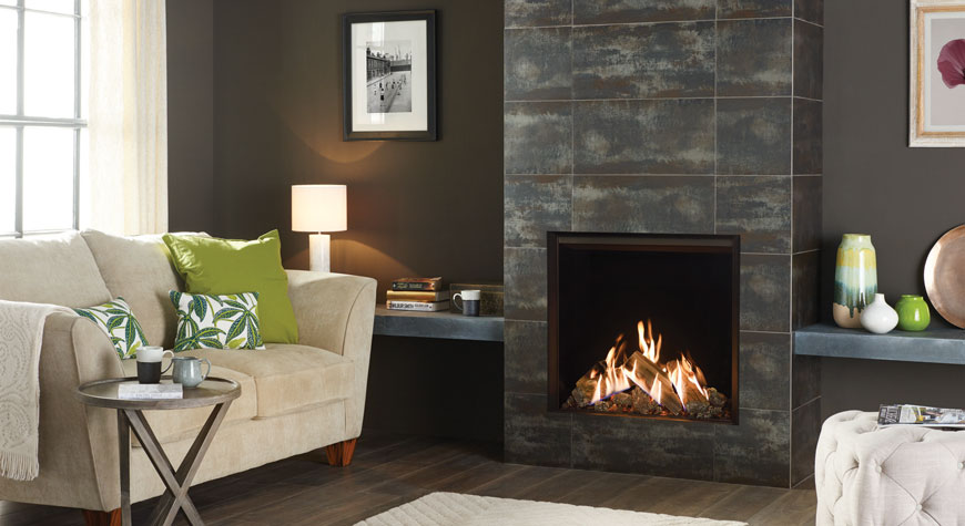Gazco Reflex 75T Edge 8.6kW Gas Fire