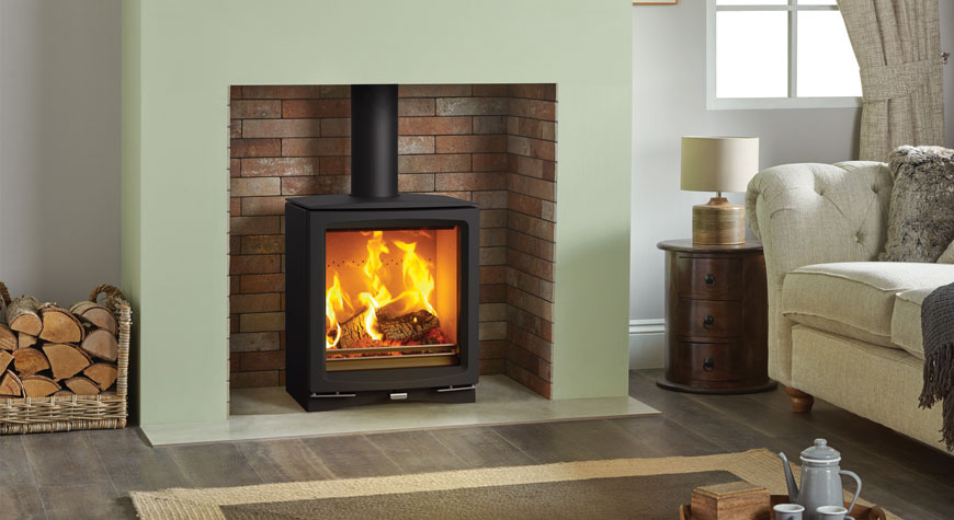 Stovax Vogue Medium 7kw Wood Stove