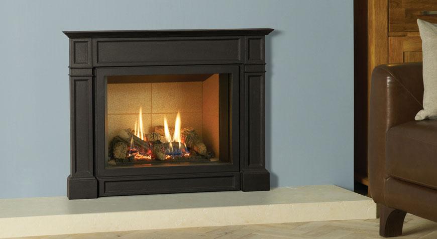 Gazco Riva2 500 4.8kW Ellingham Gas Fire