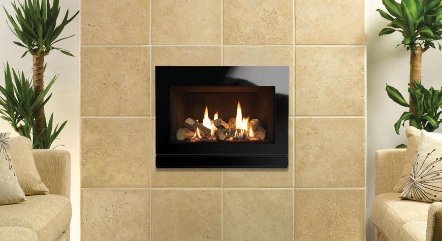 Gazco Riva2 670 5kW Designio 2 Glass Gas Fire