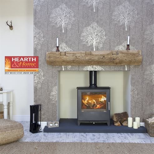The Woodland 4.5kw SE Wood/Multi-fuel Stove