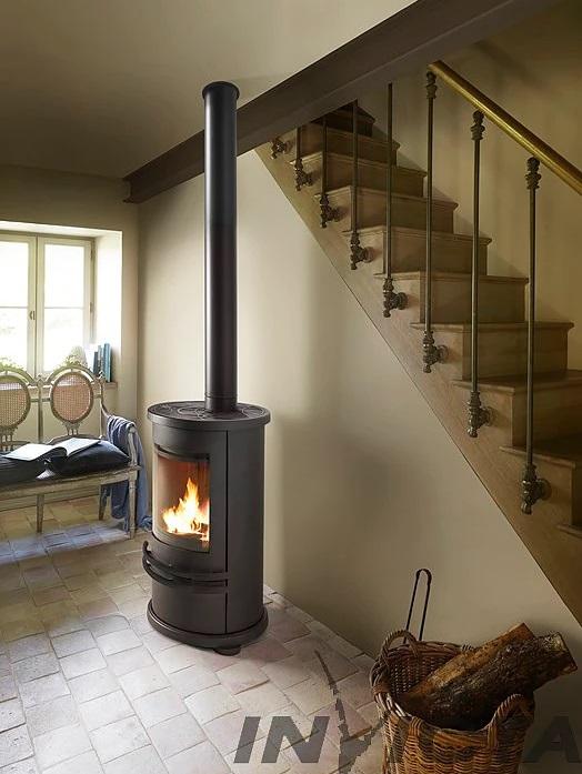 Invicta Orense 8kW Cast Iron Wood Stove