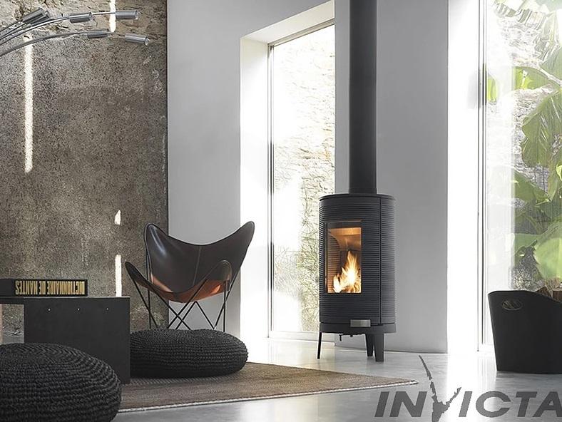 Invicta Okino 7kW Eco Design 2022 Wood Stove