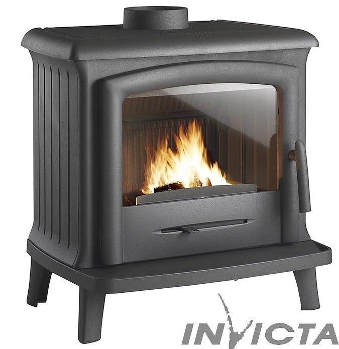 Invicta Norik 6kW Eco Design 2022 Cast Iron Wood Stove