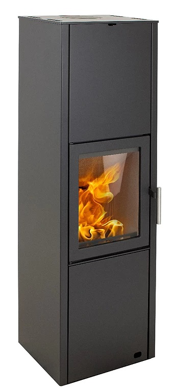 Heta Scan-Line 560 5kW Wood Burning Thermal Mass Stove