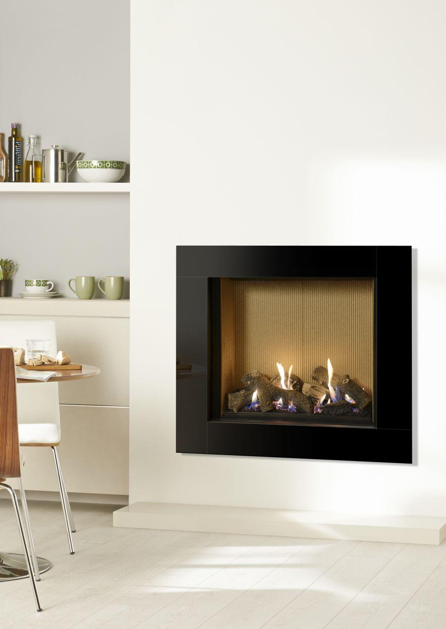 Gazco Riva2 750HL Icon XS Gas Fire