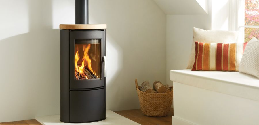 Varde Shape 2 5kw Wood Stove