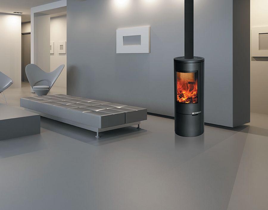 Invicta Narvik 7kw Ecodesign 2022 Ductable Wood Stove