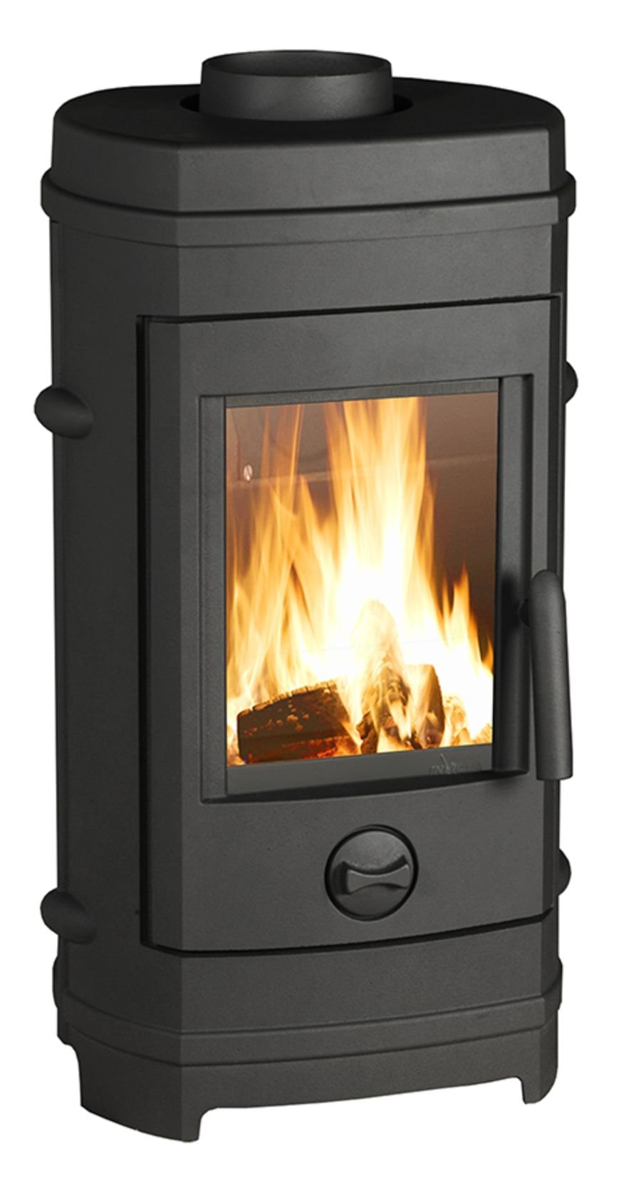 Invicta Remilly 7kw Ecodesign 2022 Cast Iron Wood Stove