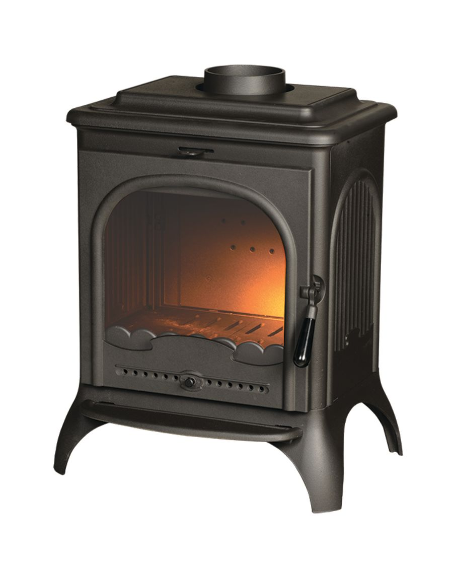 Invicta Seville 2 7KW Ecodesign 2022 Cast Iron Wood Stove