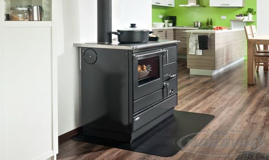 KVS Moravia 9103 Solid-fuel range cooker Ecodesign 2022 Ready