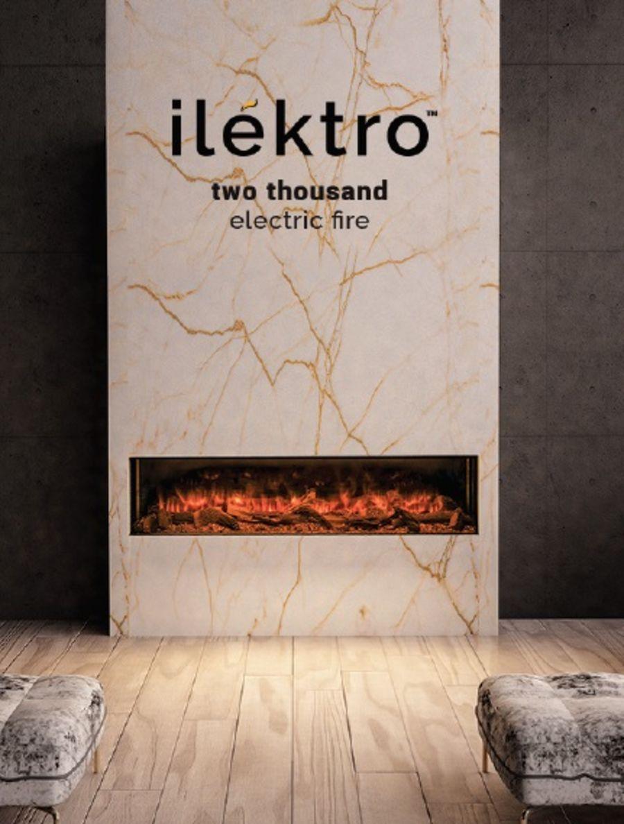 ilektro Two Thousand Electric Fire