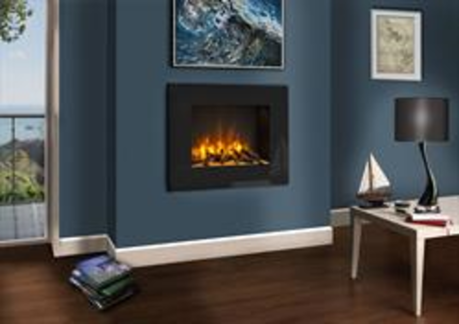 Solstice 4D Electric Inset Fire